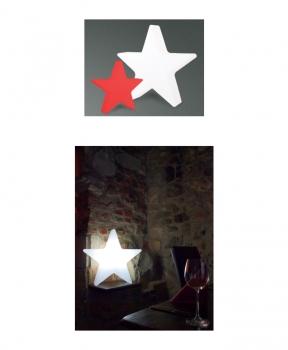 shop4media electronic for fun 8 seasons shining star led mini 40 cm indoor wei 32342. Black Bedroom Furniture Sets. Home Design Ideas