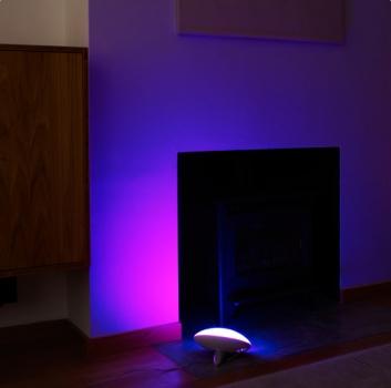 shop4media electronic for fun mathmos jellywash 2 led lampe mit fernbedienung jwashr. Black Bedroom Furniture Sets. Home Design Ideas