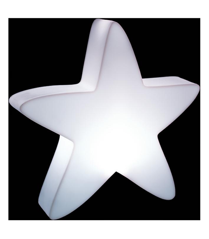 shop4media electronic for fun lumenio led stern star mini mit fernbedienung 19409. Black Bedroom Furniture Sets. Home Design Ideas