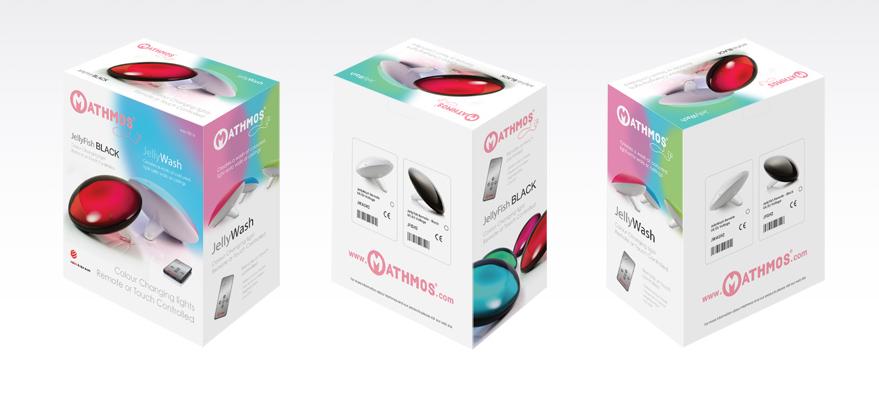 shop4media - electronic for fun - Mathmos JellyWash 2 LED Lampe ...