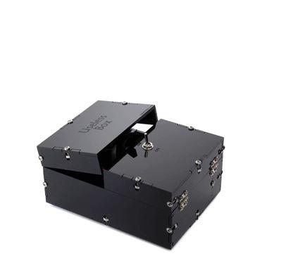 Shop4media Electronic For Fun Useless Box Kit Fun Pur