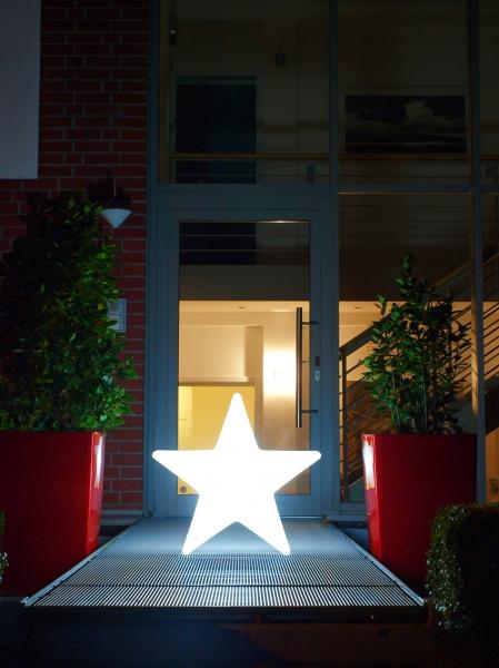 shop4media - electronic for fun - 8 seasons Shining Star Mini 40 cm ...