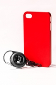 JoJoCase Apple iPhone 5 + 5s rot red security 01005RO